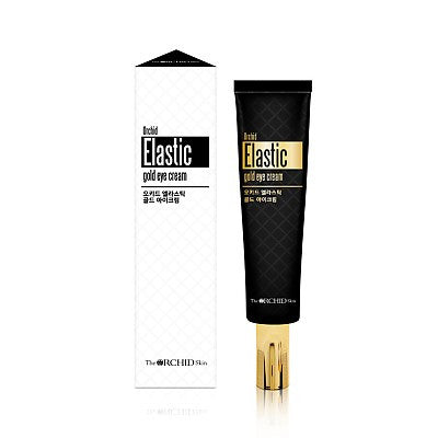Elastic Gold Eye Cream - The ORCHID Skin 디오키드스킨