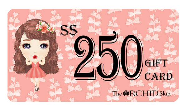 Gift Card - The ORCHID Skin 디오키드스킨