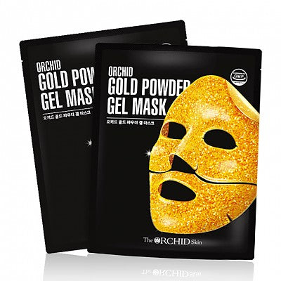 Gold Powder Gel Mask - The ORCHID Skin 디오키드스킨