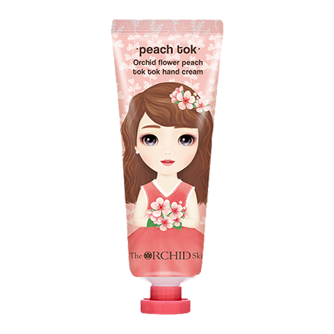 Peach Tok Tok Hand Cream