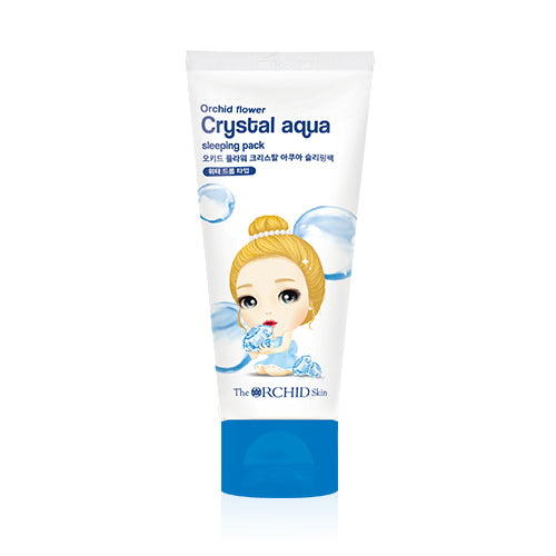 Crystal Aqua Sleeping Pack - The ORCHID Skin 디오키드스킨