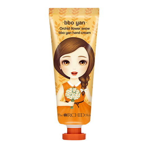 Snow Bbo Yan Hand Cream - The ORCHID Skin 디오키드스킨