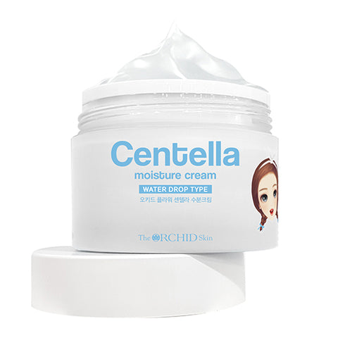 Centella Moisture Cream - The ORCHID Skin 디오키드스킨