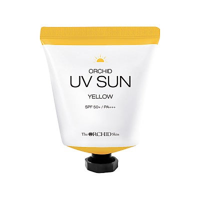 ORCHID UV Sun Cream (Yellow)