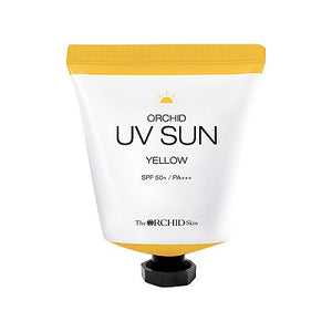 UV Sun Cream SPF50 / PA+++ (Yellow) - The ORCHID Skin 디오키드스킨
