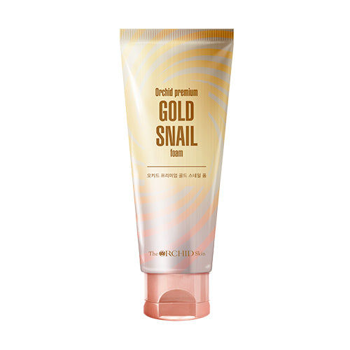 ORCHID Premium Gold Snail Foam - The ORCHID Skin 디오키드스킨