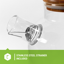 Thea Kombucha brewing kit strainer