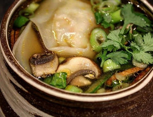 Carolyn Severin‎‎_Wonton Pho Soup Recipe_HamamaRecipes_1.31.20
