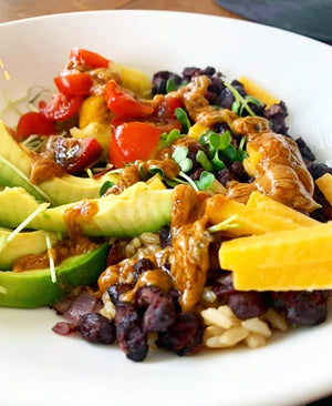 Meatless Buddha Bowl