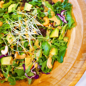 Thai Color Crunch Salad