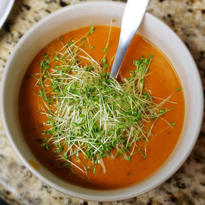Kirsten Smith_Clover Tomato Soup_ HamamaRecipes_1.7.20