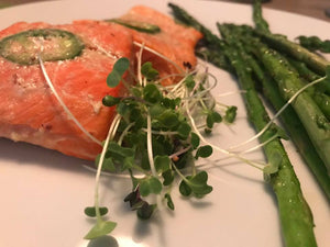 Nancy Hoeft Davis_Salmon & Asparagus_HamamaRecipes_9.11.19