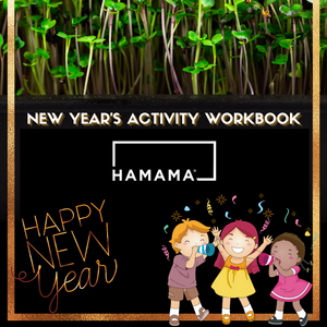 New Year's Activity Workbook!