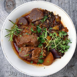 Fenugreek Lamb Stew