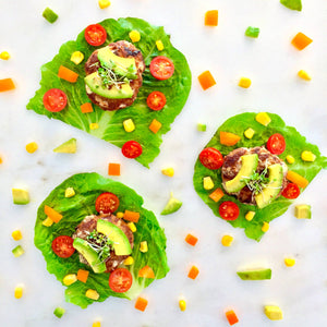 Lettuce Cups For A Quick Healthy Snack