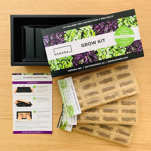 Hamama Grow Kit (+FREE Tote Bag)