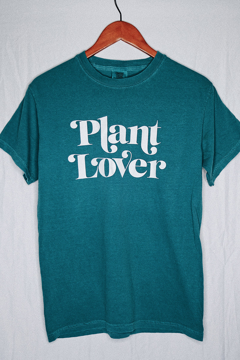 Plant Lover Emerald Unisex T-Shirt