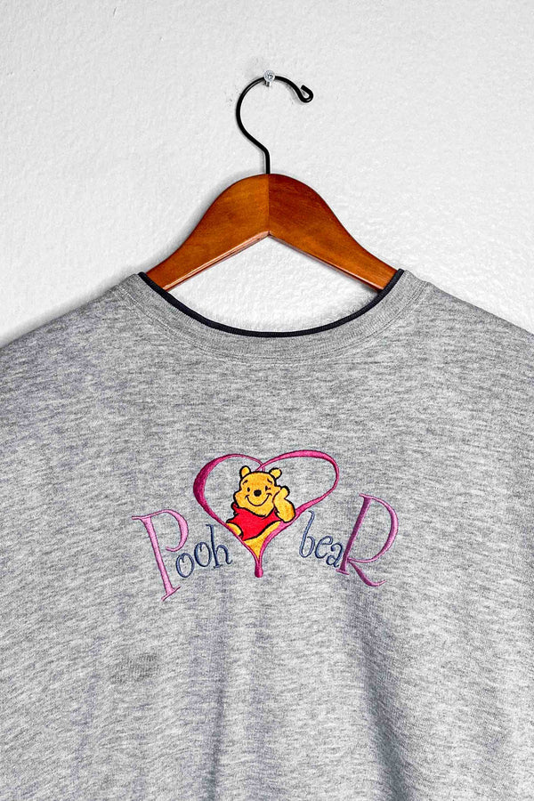 Vintage Single Stitch Pooh Bear Sweater