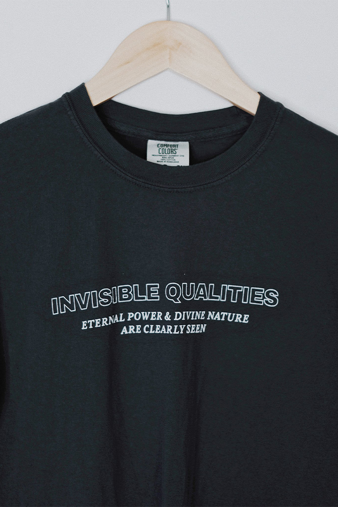 Invisible Qualities Fossil Unisex T-Shirt
