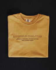 Invisible Qualities Tuscan Unisex T-Shirt