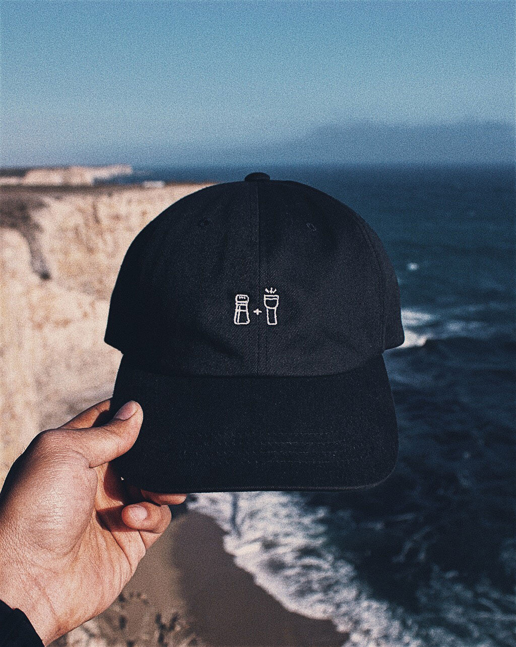Salt and Light Dad Hat