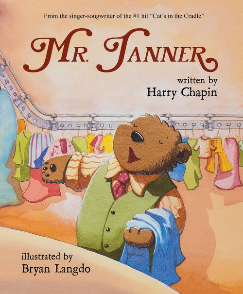 Mr. Tanner children's book