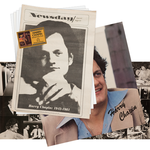 Harry Chapin Fan Pack