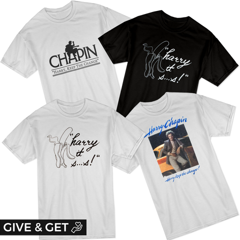 Donation: Harry Chapin T-Shirt