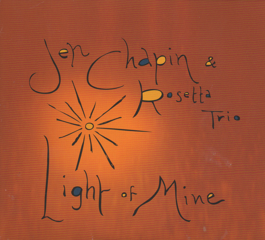 Jen Chapin: Light of Mine