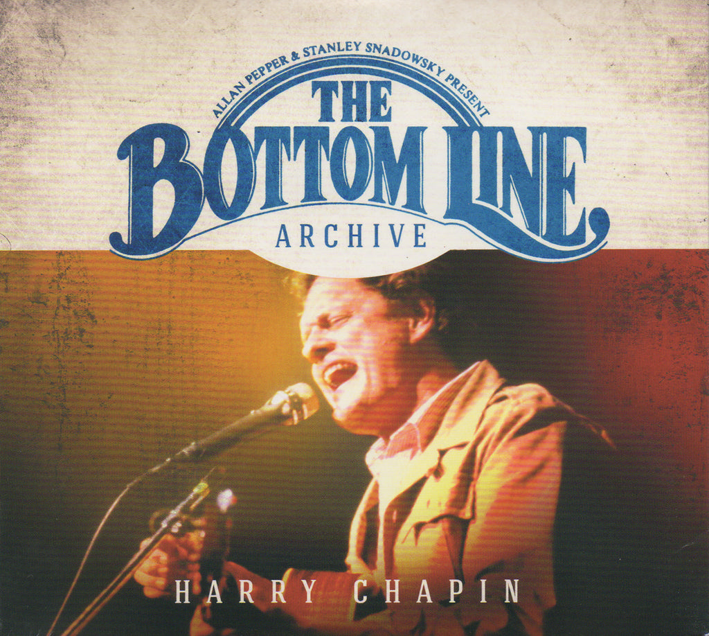 The Bottom Line Archival  [3 Disc Set]