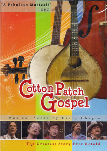 Cotton Patch Gospel DVD