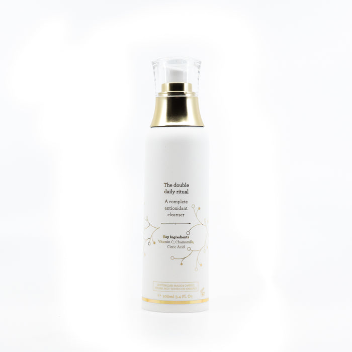 Rejuvenating Foaming Cleanser