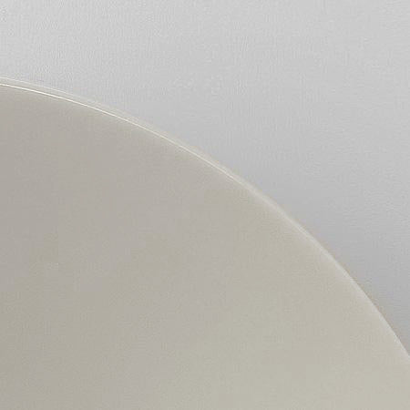 Crisp White Ceramic Sample