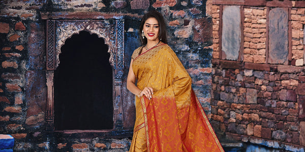 Look like a Dreamy Diva in Arars Exclusive Designer Sarees