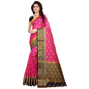 arars kanjivaram kanchipuram silk saree ( 251 KB PURPLE )