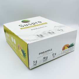 Pineapple High Protein Bar (12 bars)