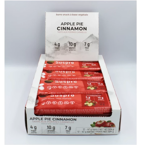 Apple Pie Cinnamon Snack Bar (12 bars)