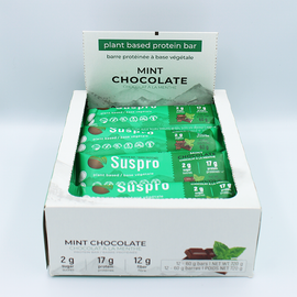 Mint Chocolate High Protein Bar (12 bars)