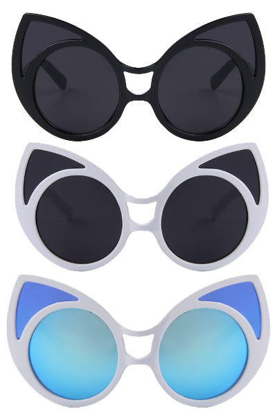 Mau Cat Eye Sun Glasses