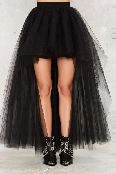 Black Bride Tool Skirt