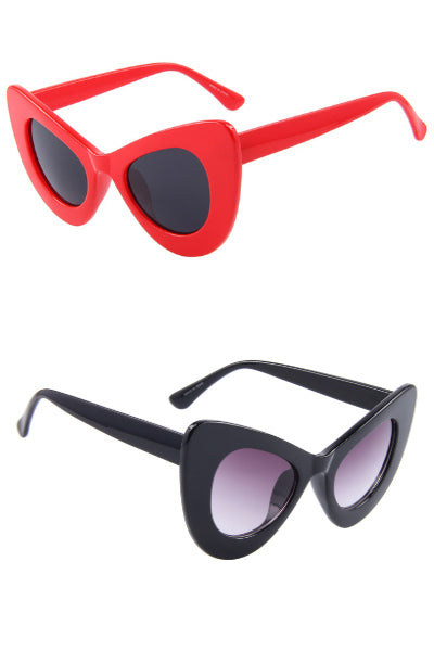 Lolita Retro Cat Eye Sunglasses