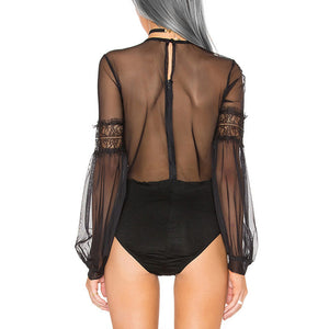Ritual Lace Body Suit