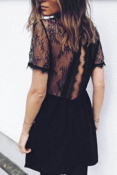 Salem Lace LBDress