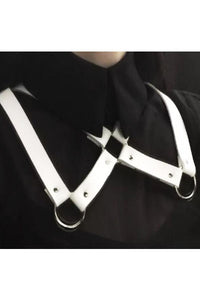 Vegan Leather Collar