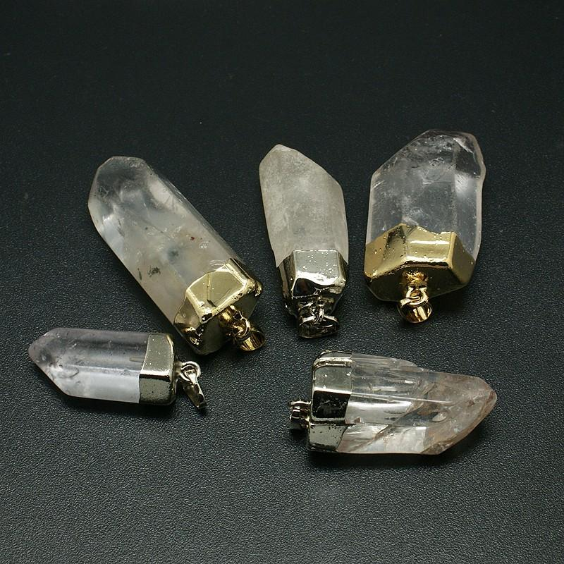 Pure Magic Crystal Quartz Pendant
