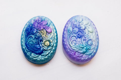 Peacock Soap - Unicorn Glitter Sharts