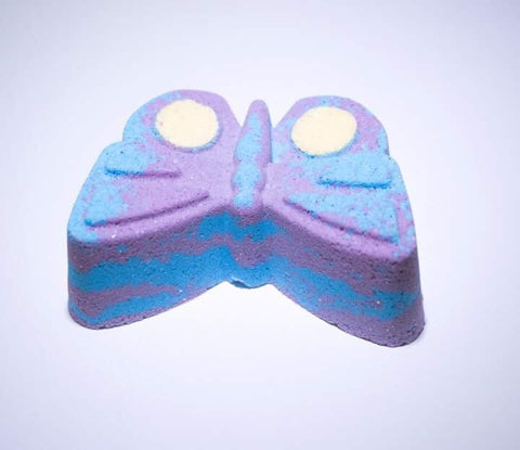 Butterfly Bath Bomb - Unicorn Glitter Sharts