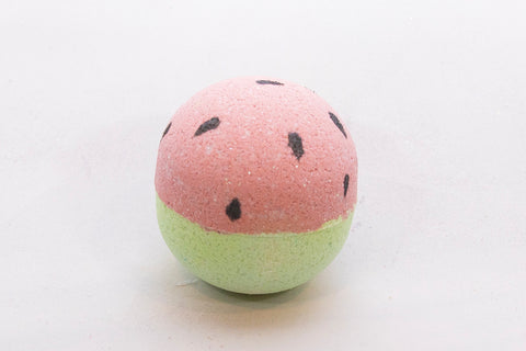 Watermelon Bath Bomb - Unicorn Glitter Sharts