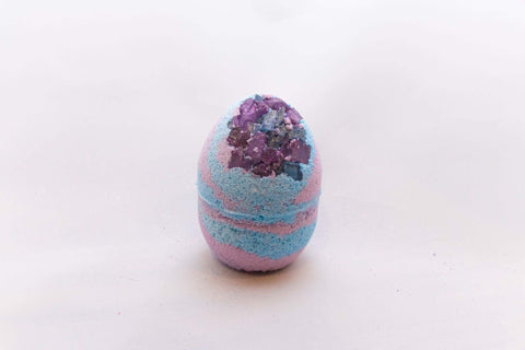 Unicorn Egg Bath Bomb - Unicorn Glitter Sharts
