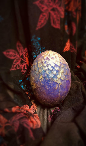 Dragon Egg Soap - Unicorn Glitter Sharts